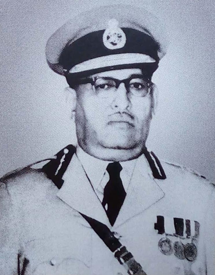 एम. एम.  चुडासामा, आयपीएस ( १९४९-१९५५ )