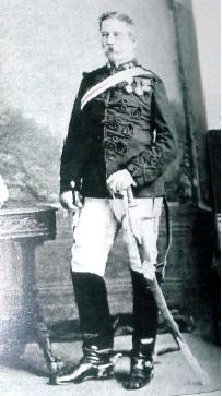 सर फ्रँक सूटर, के.टी., सीएसआय - पोलीस आयुक्त, मुंबई (१८६४ - १८८८)